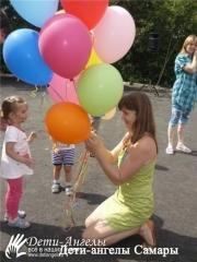 Благотворительный праздник для детей-беженцев с Украины